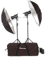 Two Light Kit