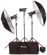 Three Light Kit